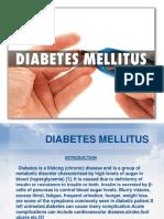 DIABETES MALLITUS