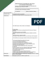Notulensi, Pendampingan Penyusunan Dokumen Akreditasi