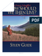 Francis Schaeffer_How Should We Then Life_Study Guide