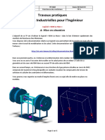 Tp4 Calcul Raideur Rdm6 Optimisation de Structure Logiciel Rdm Le Man (1)