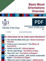 Moral Orientation
