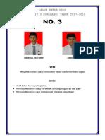 Calon Ketua Osis 2017