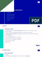 Tp5 Java Tipos de Datos y Operadores II