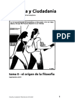 Dossier 1ª Evaluación - Filosofía y Ciudadanía 2019-2020