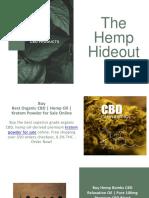 Buy Best Organic CBD