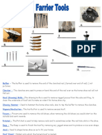 farrier tools for memberv2