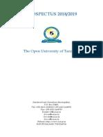 Open University of Tanzania
