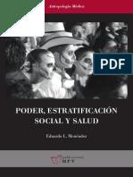 Menendez E - Poder, Estratificación Social y Salud