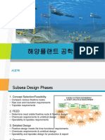 Subsea Design Phases