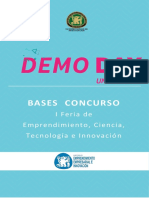 Bases Demo Day 2019 Bases A4