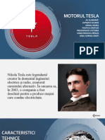 Motorul Tesla