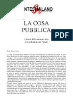 La Cosa Pubblica