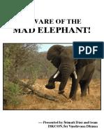 Beware of the Mad Elephant- Vaishnava Aparadha