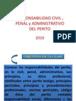 Responsabilidad Civil Penal Del Perito