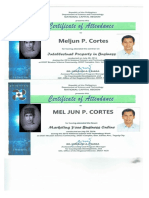 MELJUN CORTES 2016 DOST Certificate IP in Business and Marketing Business Online