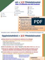 Sosmedia2010s 4jakso Yhteisosivustot Oppimistehtavat