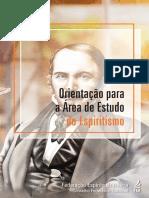 Orientação Para a Área de Estudo Do Espiritismo