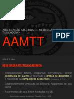 Apresentação AAMTT CEFD
