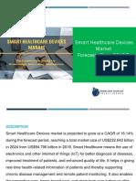 Smart Healthcare Devices Market grow