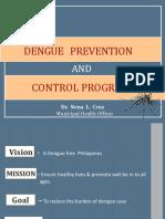 Dengue Prevention & Control Program
