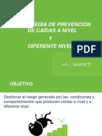 Presentacion Caidas a Nivel y Sobre Esfuerzos (1)