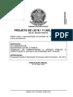 Florais Avulso PL 11005 2018