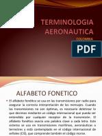 Terminologia Aeronautica 1