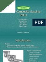 Gas Tank-Powerpoint Presentation