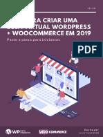 Como Criar Uma Loja Virtual WooCommerce Em 2019 v2