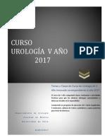 Apuntes de Urología UCH 2017