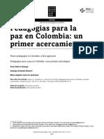 Ped Ago Gia Paz Colombia