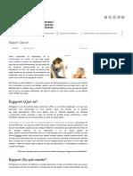 PNL y Desarrollo Personal Rapport ¿Qué Es_ - PNL y Desarrollo Personal