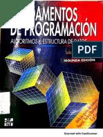 Fundamentos de Programación. Algoritmos y Estructura de Datos - Luis Joyanes_Editable
