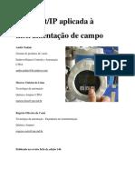 Estudo de Caso de Wireless aplicado a instrumentação de campo
