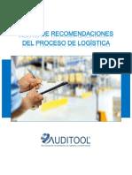 Recomendaciones proceso de logística