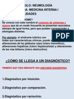 002 Semiología, Síndromes