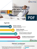 Online Research Made Simpler With Virtual Assistants