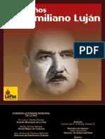 100 AÑOS, EMILIANO LUJÁN