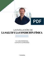 Cuaderno de Ejercicios Masterclass La Evolucion de La Salud y La Condicion Fisica