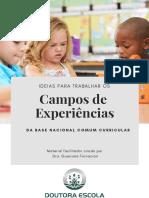 campos de experiencia