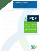 Apostila Políticas Públicas Ambientais Volume I