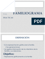 5ta Practica Familiograma