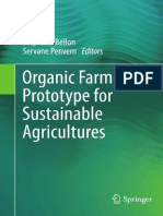 Organic Farming, Prototype for Sustainable Agricultures