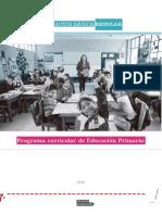Programa Curricular Educ. Primaria