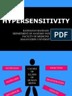 Hypersensitivity International