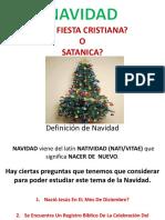 La Navida y Arbol de Navida