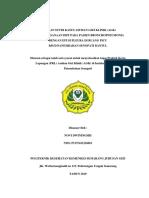 Laporan Kasus Mendalam (Adelina Ayu Nugraheni - P1337431215025)