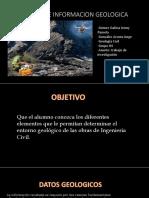 Adquisicion de Informacion Geologica