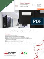 MSZ-AP Product Information Sheet 2019