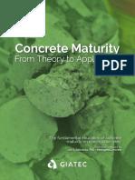 Concrete Maturity